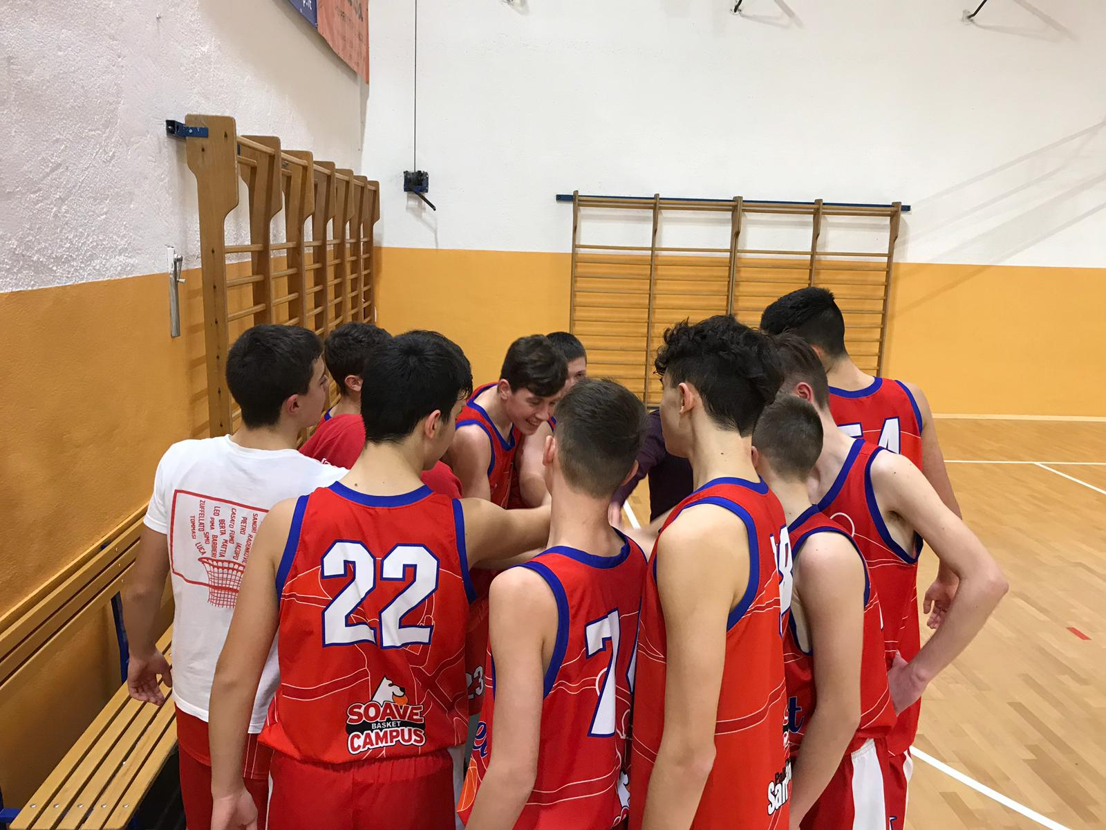 U16 vs Playbasket