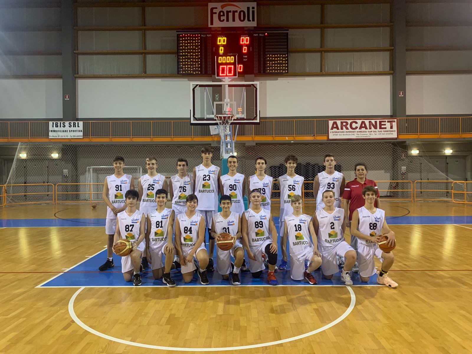 Under 15 2020 ufficiale
